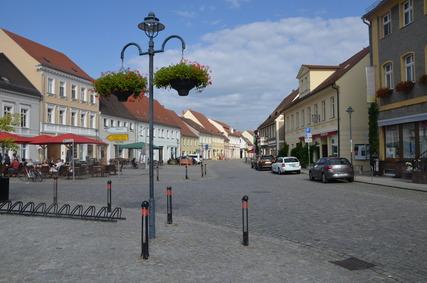 Altstadt Lübbenau/Spreewald (Foto: RPGLS)