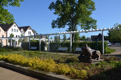 Festplatz in Burg (Spreewald) (Foto:RPGLS)