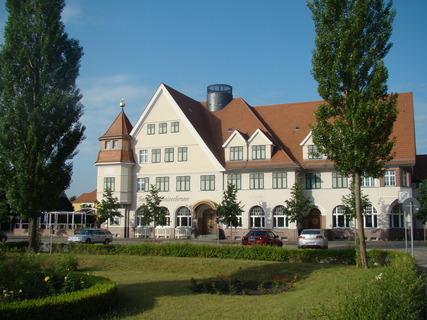 """Ehemaliges Gasthaus """"Kaiserkrone"""" Gartenstadt Marga (Foto: RPGLS)"""